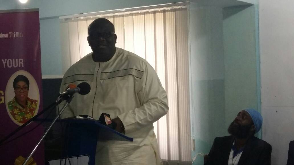 """""""GHANA PEACE AWARD"""" LAUNCHED IN ACCRA"""