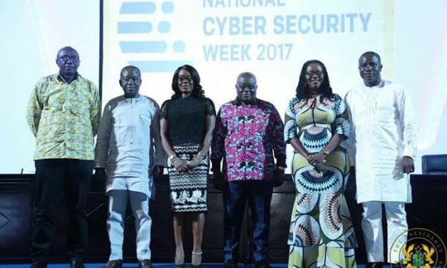 GHANA TO ESTABLISH A NATIONAL CYBER SECURITY CENTRE, SAYS PRESIDENT AKUFO-ADDO