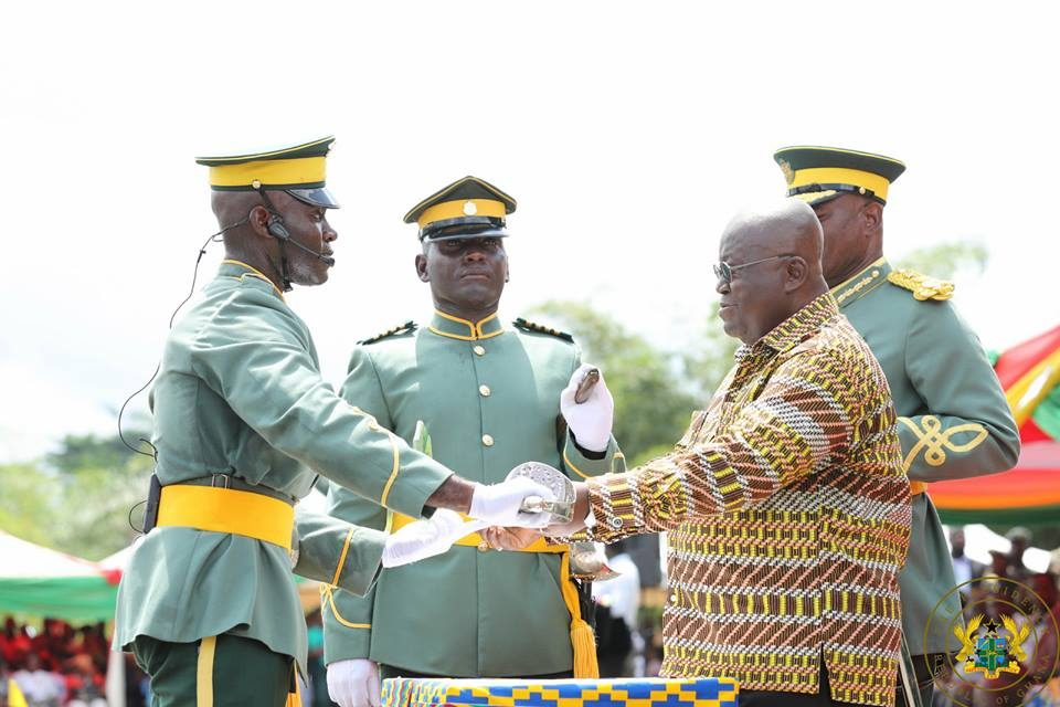 """GOV'T TO ENSURE OPEN-BORDER POLICY DOESN'T UNDERMINE ECONOMY"" – PRESIDENT AKUFO-ADDO ASSURES"