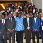 MINISTER CALLS FOR STRENTHENING OF COLLABORATION IN THE SUB-REGION TO FIGHT CROSS-BORDER CYBER CRIMINALITY