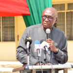 MINISTER COMMENDS GNFS FOR  REDUCTION IN FIRE OUTBREAKS