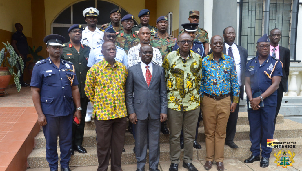 COMMITTEE INAUGURATED TO INVESTIGATE CLASHES BETWEEN POLICE AND MILITARY