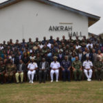 2018 CONFLICT AND CRISIS MANAGEMENT COURSE ENDS IN ACCRA