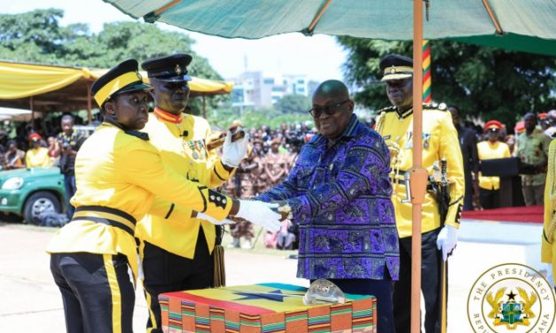 """GOV'T COMMITTED TO DECONGESTING COUNTRY'S PRISONS"" – PRESIDENT AKUFO-ADDO"
