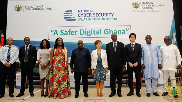 "GOV'T CREATING SAFE AND SECURE CYBER SOCIETY"" – PRESIDENT AKUFO-ADDO"