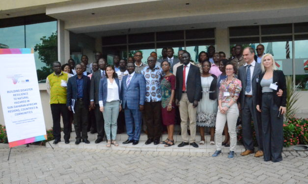 DISASTER RISK REDUCTION WORKSHOP BEGINS IN ACCRA