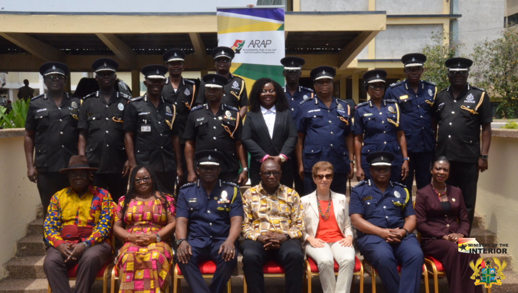 TWO DOCUMENTS LAUNCHED IN SUPPORT OF POLICE TRANSFORMATION AGENDA