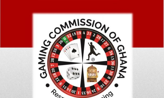 GAMING COMMISSION OF GHANA UNVEILS NEW LOGO