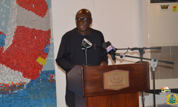 INTERIOR MINISTRY IS POISED TO ENSURING INTERNAL SECURITY – MINISTER