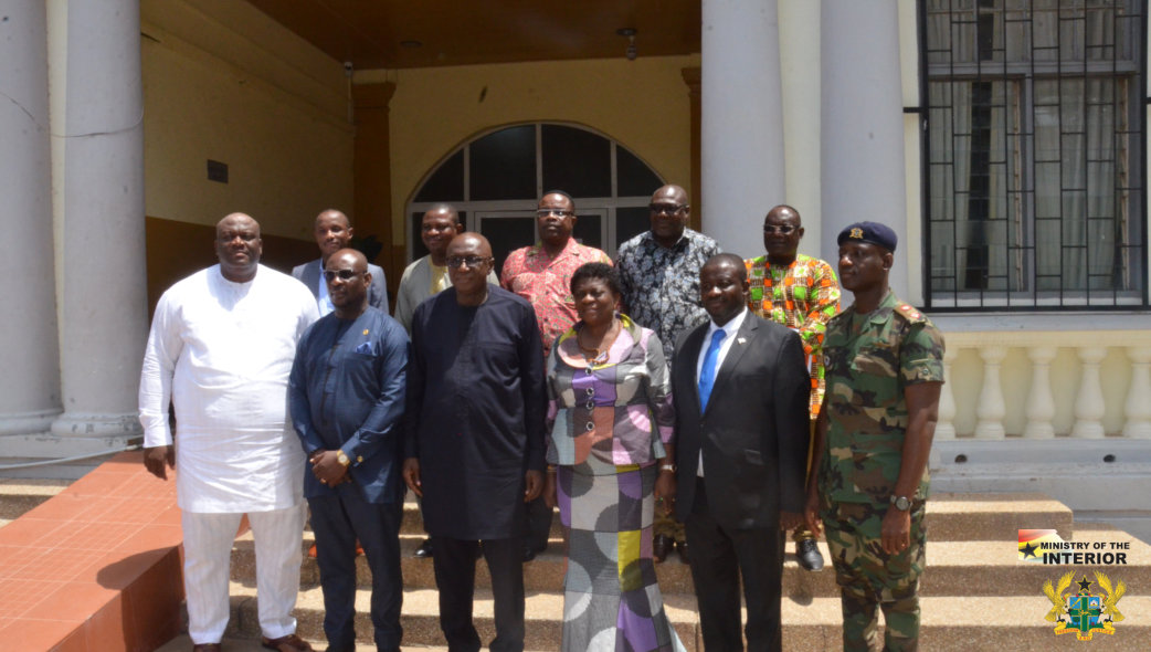 SPECIAL COMMITTEE INAUGURATED TO OVERSEE DISBURSEMENT OF JUNE 3, 2015 TWIN DISASTER MONIES