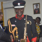 INDUCTION CEREMONY HELD FOR CHIEF FIRE OFFICER EDWIN EKOW BLANKSON