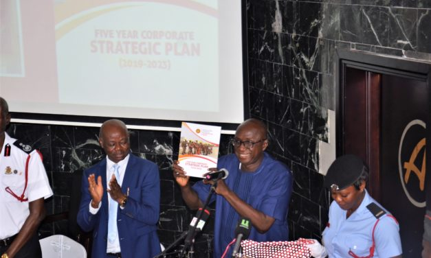 GHANA NATIONAL FIRE SERVICE (GNFS) LAUNCHES FIVE-YEAR STRATEGIC PLAN