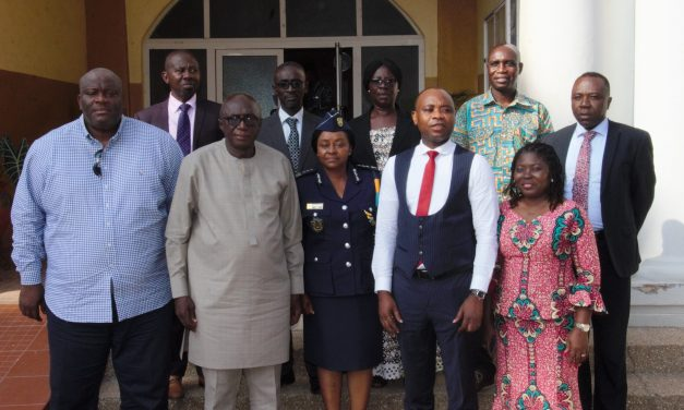 COMMITTEE INAUGURATED TO COMBAT DRUG MANACE IN SCHOOLS