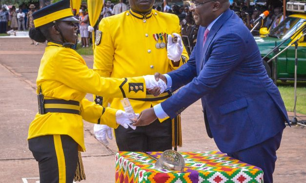 GOVT WORKING TO IMPROVE HEALTHCARE IN PRISONS – VP BAWUMIA