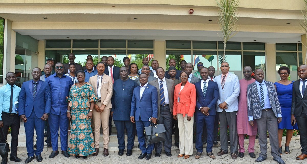WORKSHOP TO OPERATIONALISE THE GUIDELINES FOR ECOWAS PROTOCOL ON MOVEMENT OF PERSONS KICK START IN ACCRA