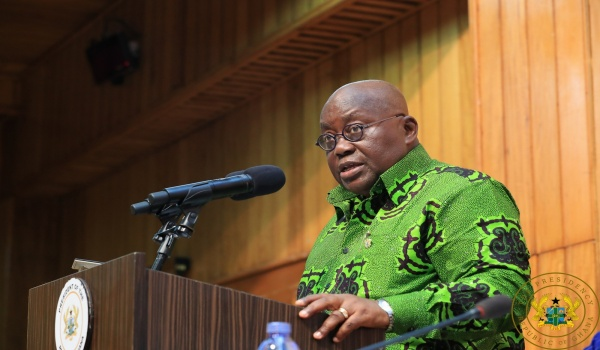ADDRESS TO THE NATION BY PRESIDENT AKUFO-ADDO ON UPDATES TO GHANA'S ENHANCED RESPONSE TO THE CORONAVIRUS PANDEMIC