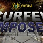 Imposition of Curfew on Bimbilla Township and Its Environs in the Northern Region