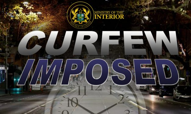 Imposition of Curfew on Saboba Township and Its Environs in the Northern Region
