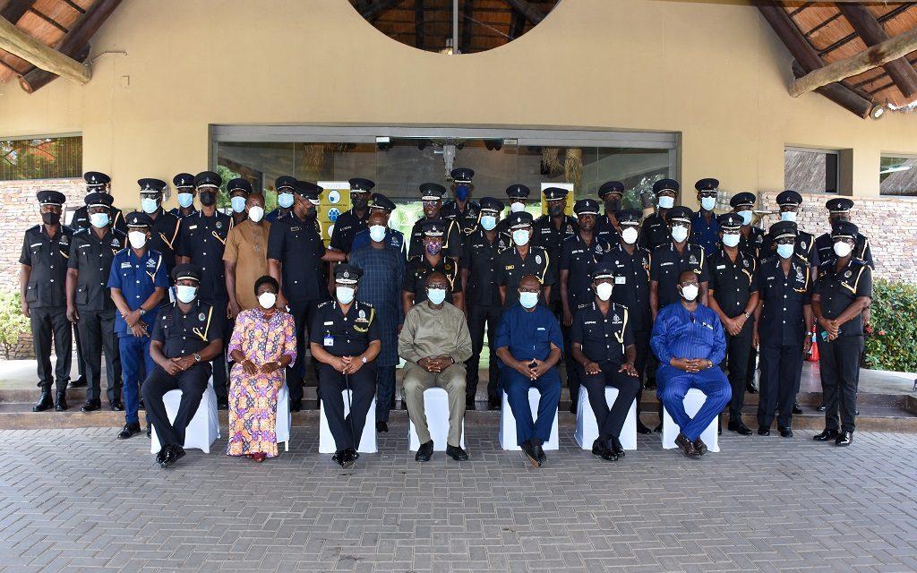 Interior Minister opens NAPOCC 2021
