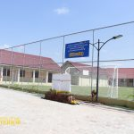 Interior Minister Commissions Prison Camp at Ejura funded by The Church of Pentecost