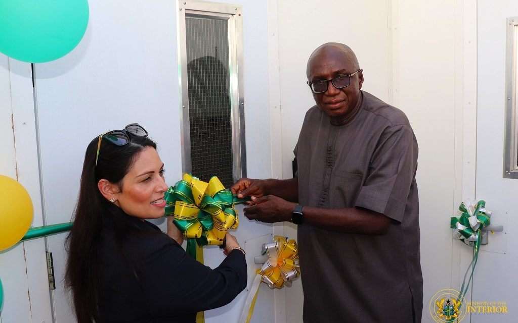 British High Commission hands over office building to Immigration