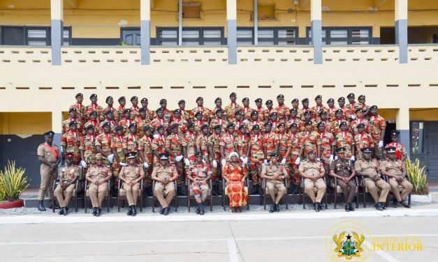 Government to Augment Human Capacity of Security Services