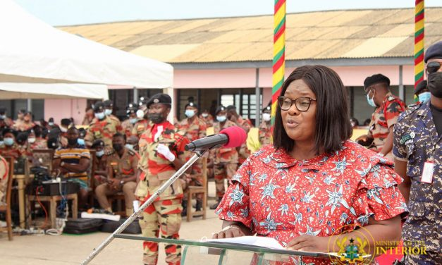 Attach seriousness to fire safety – Deputy Minister