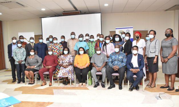 Capacity Works Workshop on the Establishment of National Commission on Migration in Ghana Held in Ho – 3rd September 2021, Volta Serene Hotel, Volta Region, Ghana