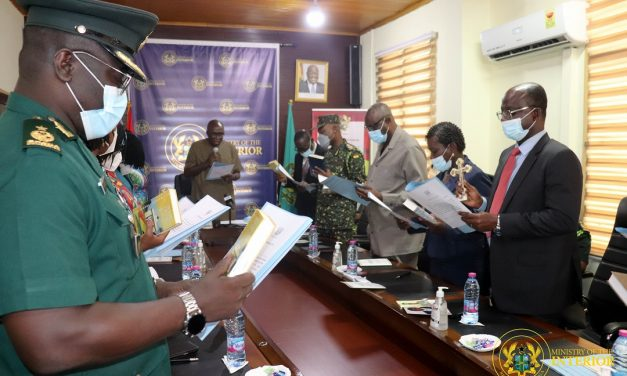 Governing Council of Ghana Immigration Service Inaugurated
